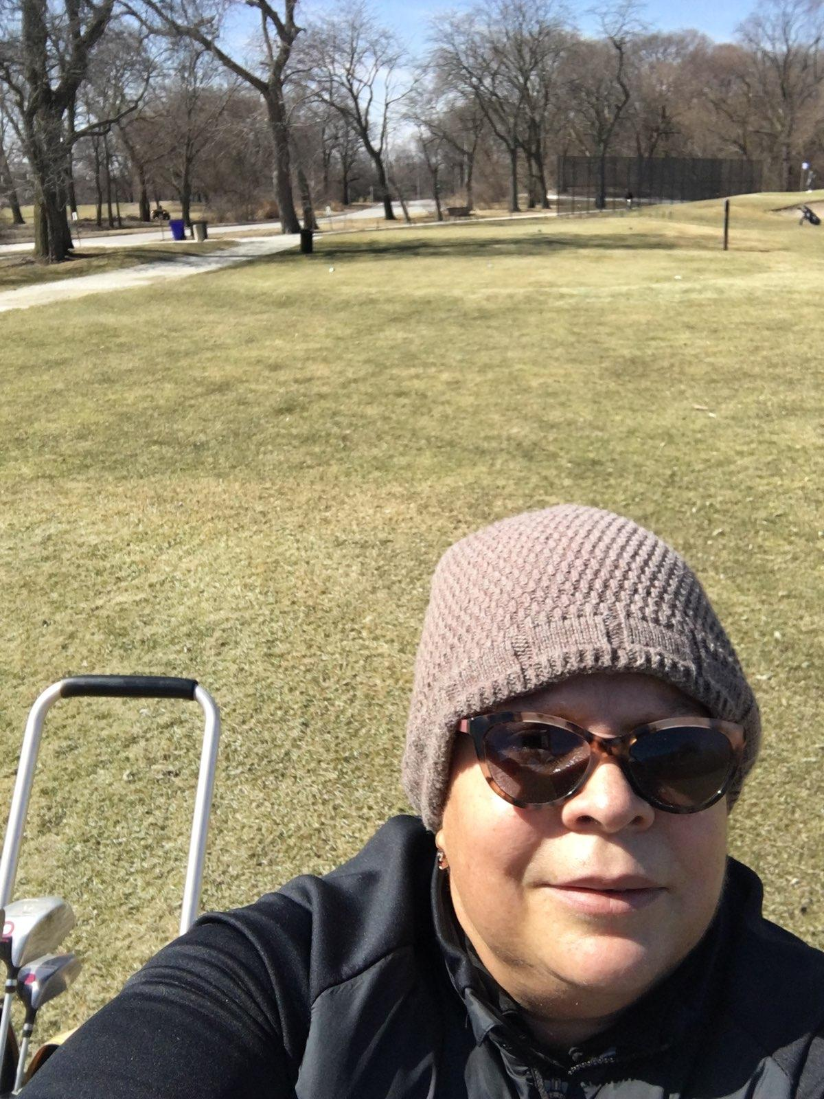 EARLY SPRING GOLFING #2