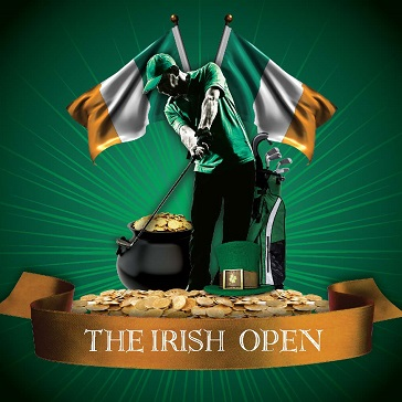Irish Open Event at Golf Course