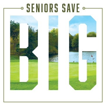 Senior Save Big - Golf Specials