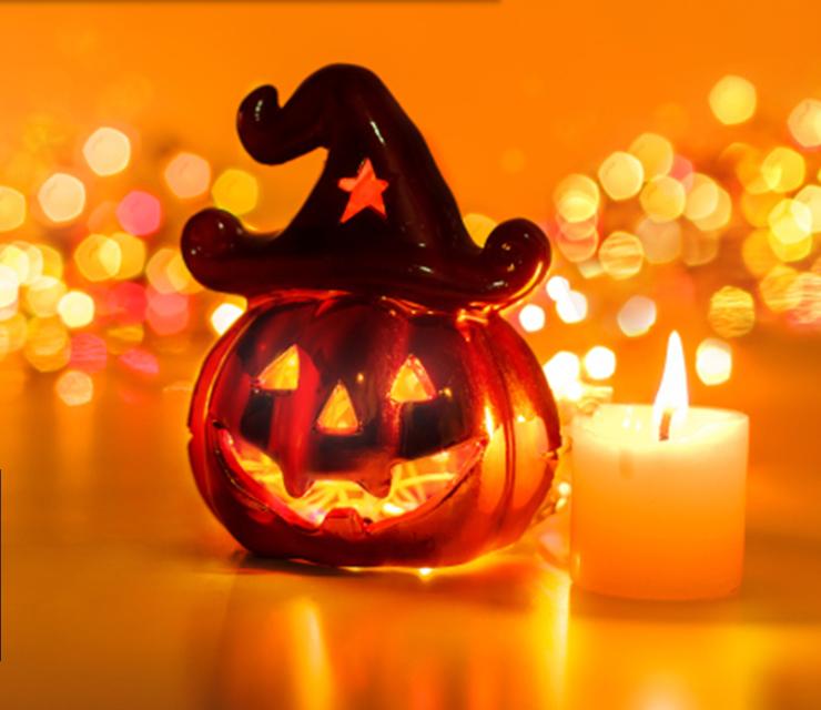 Halloween 2015 St. Johns Golf & Country Club Pumpkin