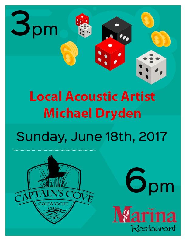 Solo Acoustic Artist Mike Dryden