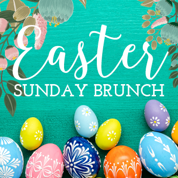 Easter Sunday Brunch at the Golf Club