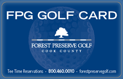 FPG Golf Card