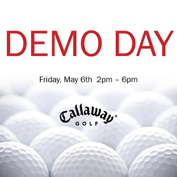 Callaway Demo Day at Compass Pointe Golf Course