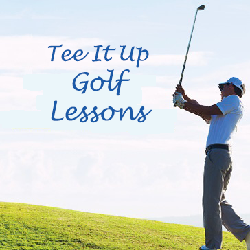 Golf Lessons, Private, Semi Private, Tee It Up at Golf course