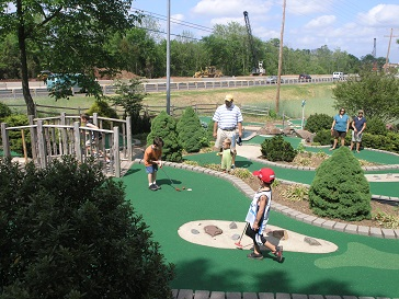 Broad Run Mini Golf