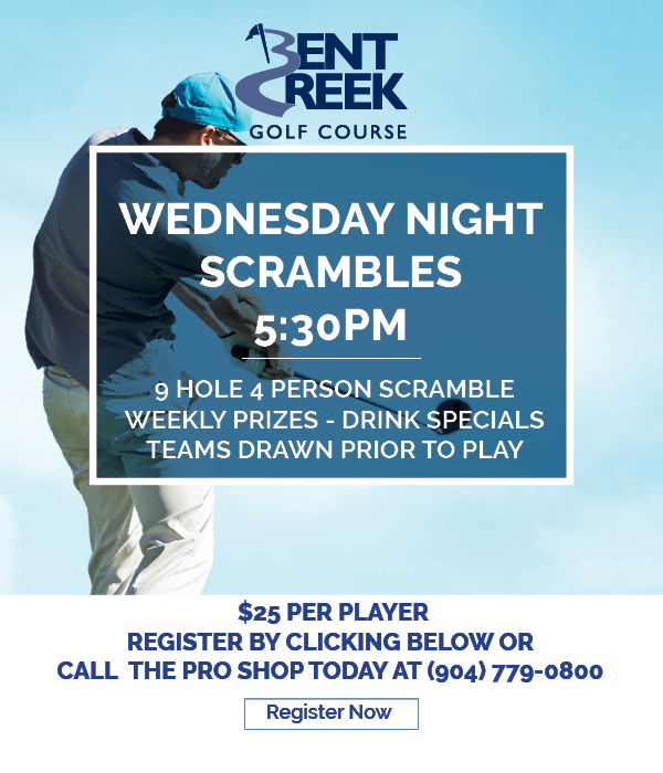 Wednesday Night Scramble Email