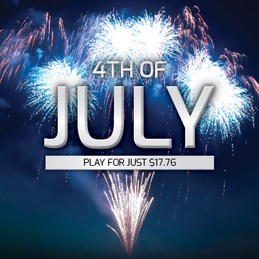 4th of July Golf Specials at Sanctuary Ridge Golf Club in Clermont, FL