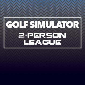 Golf Simulator 2-Person League at Sydney Marovitz Golf Course