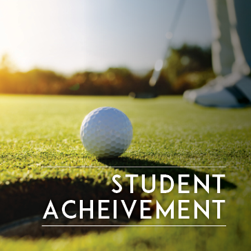Student Achievement - golf