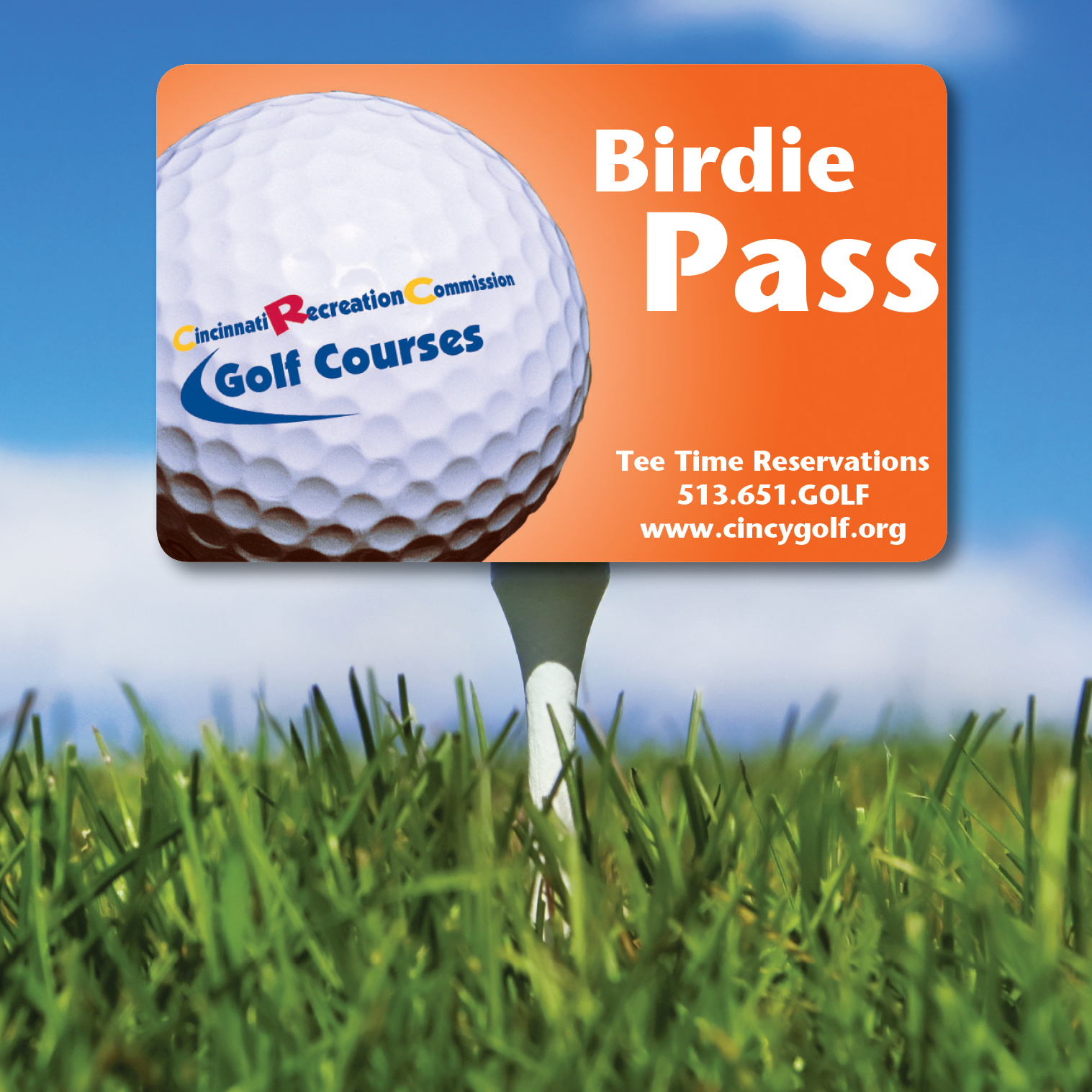 CRC Birdie Pass Promo