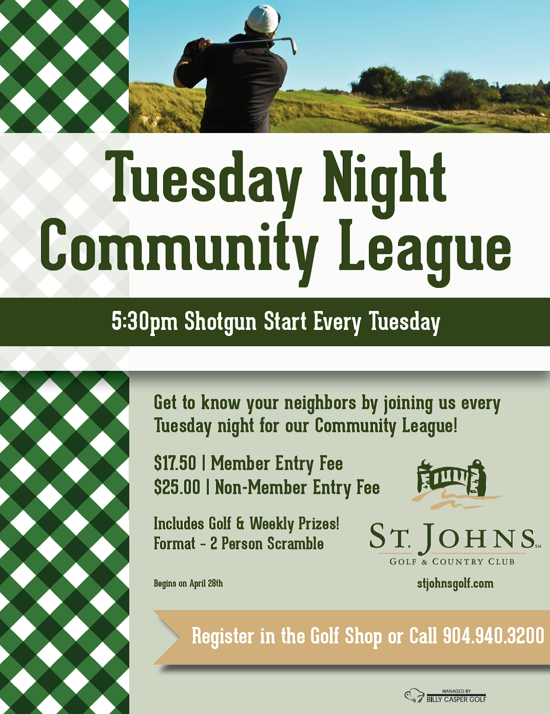 Community League 2015