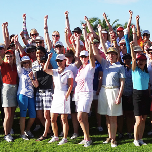 Women On Course - it's more than a game, it's a lifestyle.